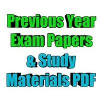 Previous Year Exam Papers & eStudy Materials - Digital Store